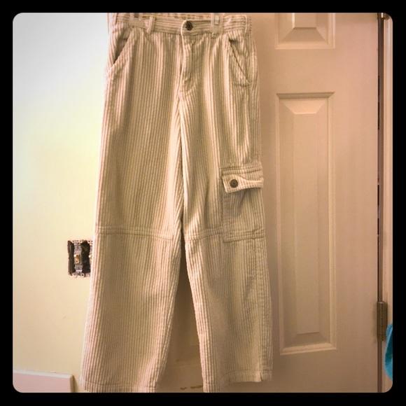 60d78930c9cc82 Kitestrings Bottoms   Stone Corduroy Boys Pants Size 8   Poshmark
